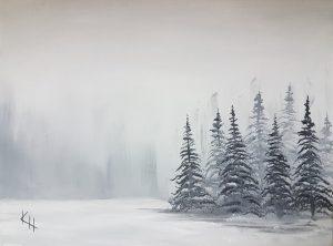 MYYTY - Metsäaukiolla