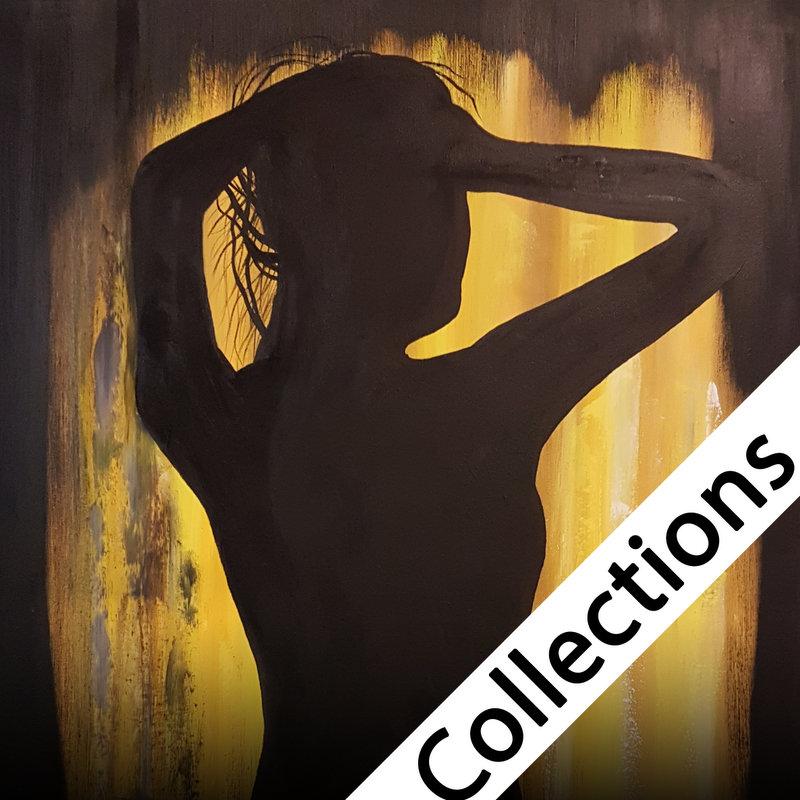 Sarjat, kokoelmat ja teemat