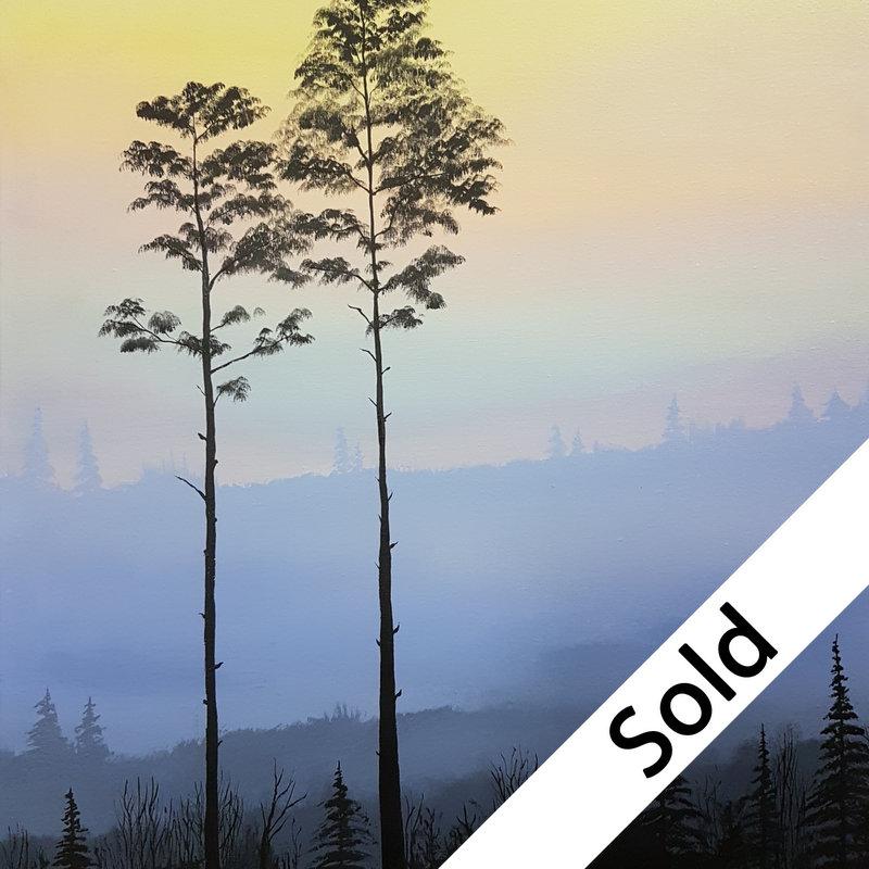 Myytyjä maalauksia