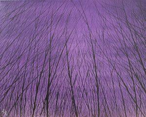 Syksyn värit: Violetti