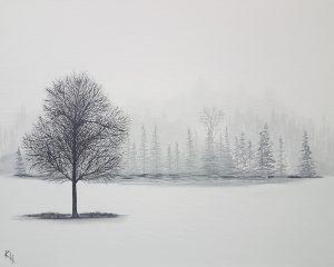 Näe puuta metsältä